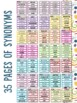 Synonyms Flipbook - Words to Use Instead of...