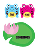 Synonyms - Frogs and Lily Pads