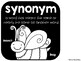 Synonyms {No Prep Practice}