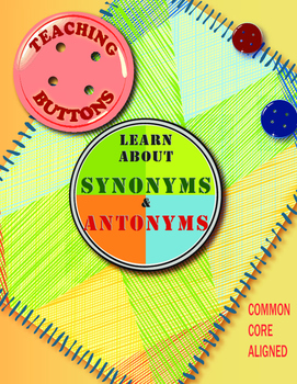 Synonyms and Antonyms Freebie