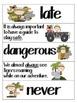 Synonyms and Antonyms Safari