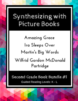 Synthesizing with Picture Books (Second Grade Book Bundle
