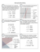 Systems of Equations - Color by Number