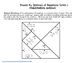 Systems of Equations w/Substitution - Tangram puzzles (3 l