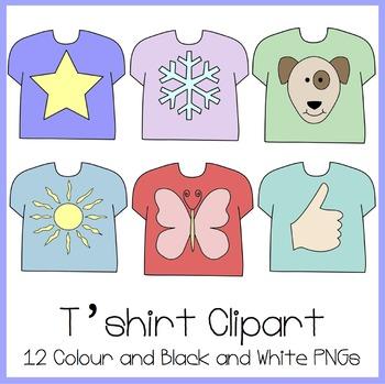 T'shirt Clipart
