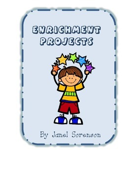 TAG / GATE Projects for monthly enrichment