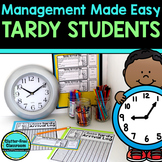 TARDY SLIPS : A Management Tool for Documenting & Communic