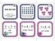 MONSTER MULTIPLICATION AND DIVISION TASK CARDS, MODELS, AN
