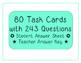 TASK CARDS - Living Environment Regents Review *EDITABLE BUNDLE*