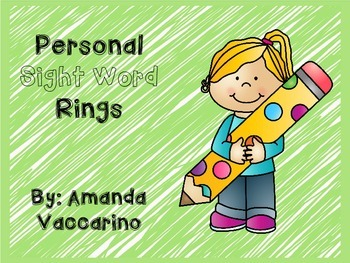 TC Sight Word Rings