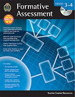 Formative Assessment Grade 3-4 (eBook)