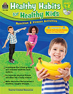 Healthy Habits for Healthy Kids Grade 1-2 (eBook)