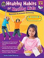 Healthy Habits for Healthy Kids Grade 3-4 (Enhanced eBook)