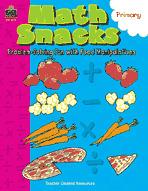 Math Snacks: Problem-Solving Fun with Food Manipulatives