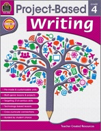 Project Based Writing Grade 4 (Enhanced eBook)