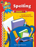 Spelling: Grade 1 (Enhanced eBook)