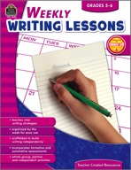 Weekly Writing Lessons: Grades 5-6 (Enhanced eBook)