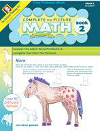 Complete the Picture Math Book 2