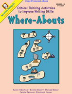 Critical Thinking to Improve Writing: Where-Abouts