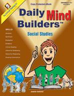Daily Mind Builders: Social Studies