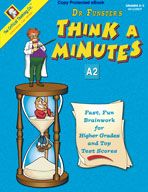 Dr. Funster's Think-A-Minutes A2