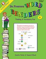 Dr. Funster's Word Benders B1