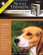 Novel Thinking - Shiloh