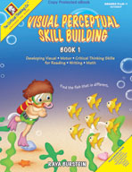 Visual Perceptual Skill Building Book 1