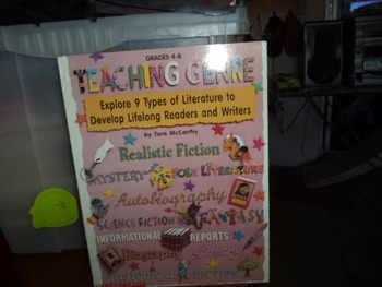 TEACHING GENRE   ISBN0-590-60345-0          GRADES 4-8
