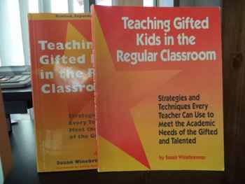 TEACHING GIFTED KIDS IN THE REGULAR    (SET OF 2)