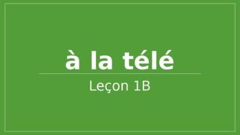 TEB 2.1B Vocab Slideshow