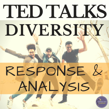 TED Talk Questions for Discussion & Analysis
