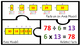 TEK 4.4C 4.4E 4.4F Division Multiplication Area models rel