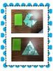 TEKS 5.5B Properties of Water Vocabulary Triangles