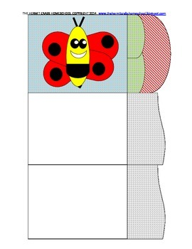 TEMPLATES FOR LAP BOOKS