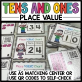 TENS and ONES cards