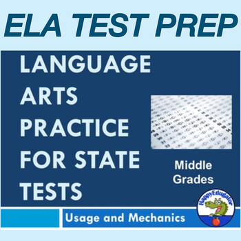 TEST PREP : Language Arts Practice for State Tests