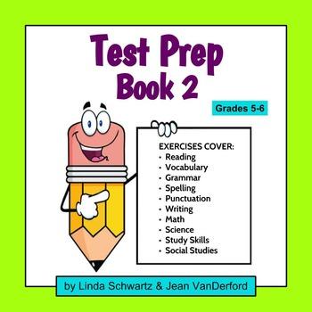 TEST PREP PIZZAZZ • BOOK 2