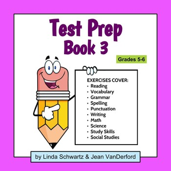 TEST PREP PIZZAZZ • BOOK 3