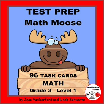 Math Moose | Back to School | Gr  4  | 148 math exercises
