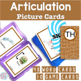 TH Cards for Articulation