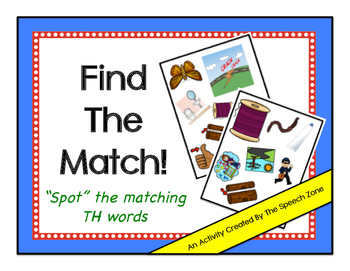 TH Find The Match!