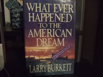 THE AMERICAN DREAM     ISBN 0-8024-7175-7