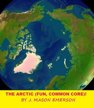 THE ARCTIC! (FUN WORD SEARCHES, CCSS, SCI, GEOG, GREAT YEA