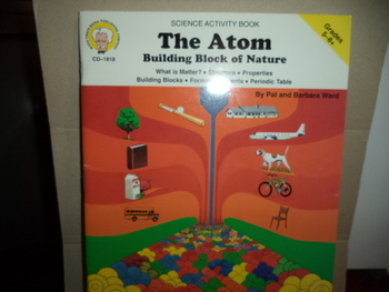 THE ATOM SCIENCE ACTIVITY BOOK     1-58037-054-3
