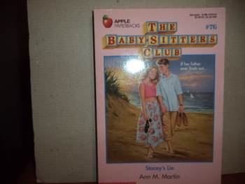 The Baby Sitters Club ISBN 0-590-47014-0