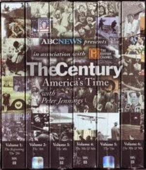 THE CENTURY AMERICA'S TIME EPISODE 2 BOOM TO BUST VIDEO GU