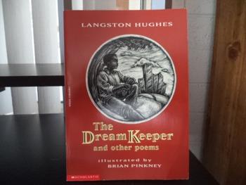 THE DREAM KEEPER   ISBN 0-590-62396-6