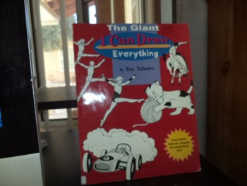 THE GIANT I CAN DRAW EVERYTHING     ISBN 0-689-81197-7