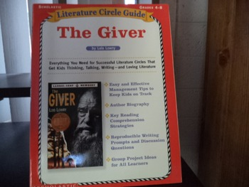 THE GIVER  ISBN 0-439-04391-3